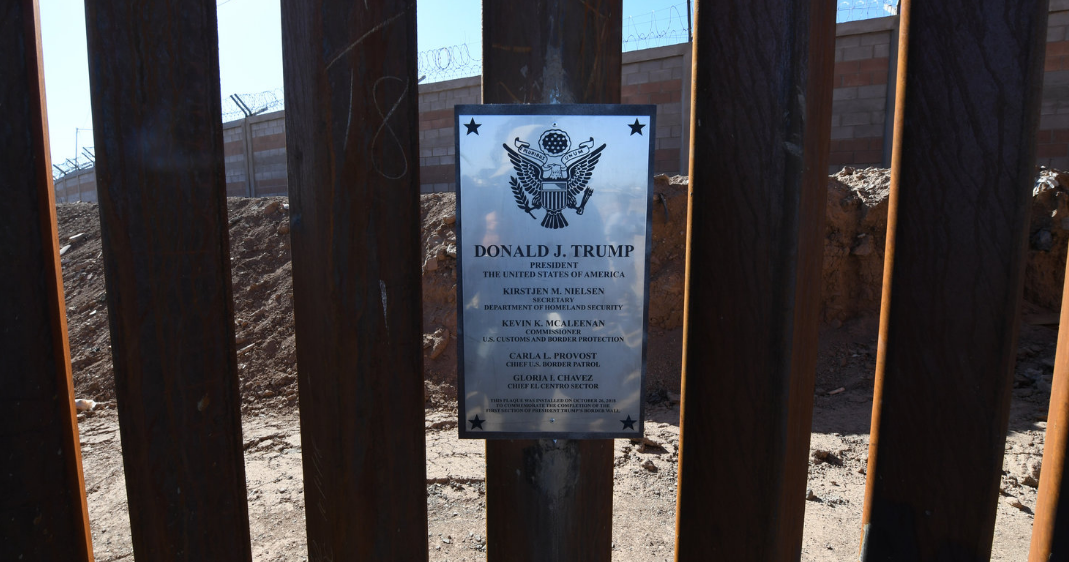 First-Term New Mexico Rep. Yvette Herrell (Cherokee) Condemns Biden's Plan to Stop Southern Border Wall