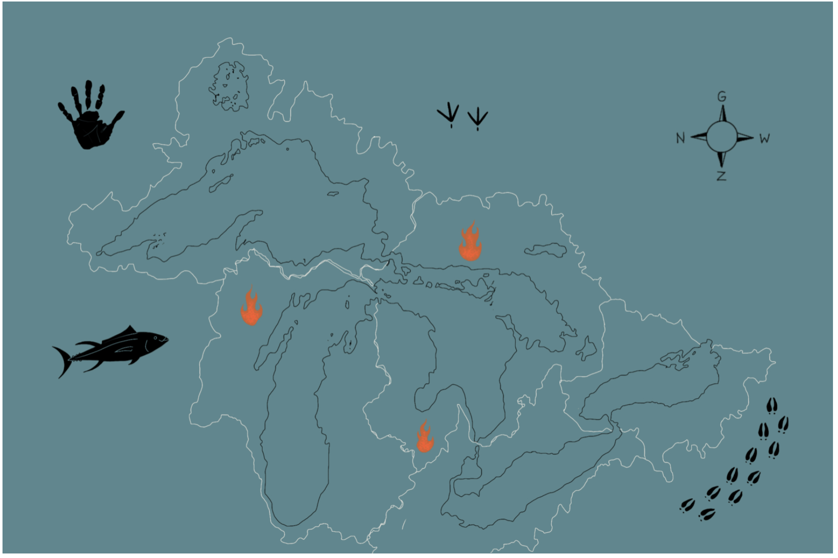 Indigenous Mapping Workshop Encourages Sovereignty through Cartography