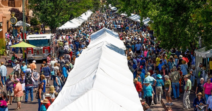 99th Santa Fe Indian Market Will be Held In-person and Online in August