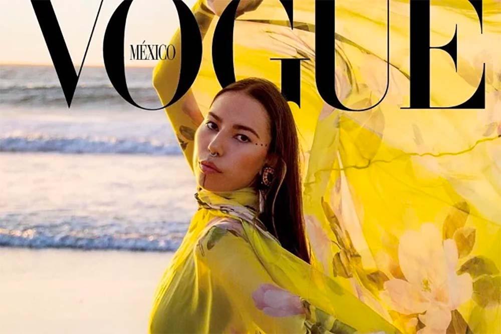 Alaska Native Teen Makes Waves as May Vogue Mexico Covergirl