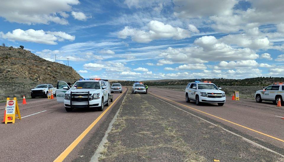 Navajo Police Apr 20