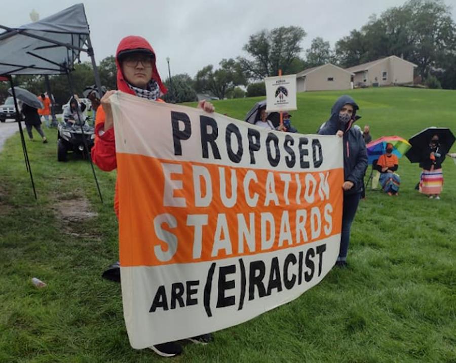 Under Pressure, S.D. Gov. Noem Delays Social Studies Standards That Erase Native History