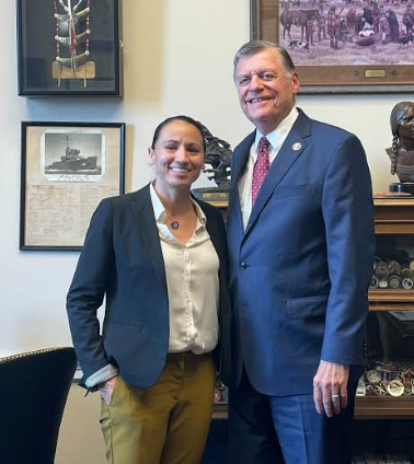 Rep. Tom Cole and Rep. Sharice Meet to Discuss Priorities for Congressional Native American Caucus