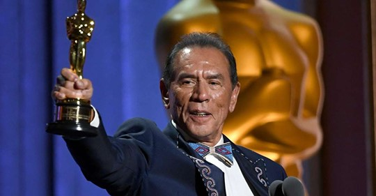 Academy Award-winning Actor Wes Studi Will be Keynote Speaker at RES 2021