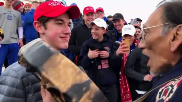 CNN Settles $275M Lawsuit with High Schooler Who Stood Face-to-Face with Native Elder at Lincoln Memorial