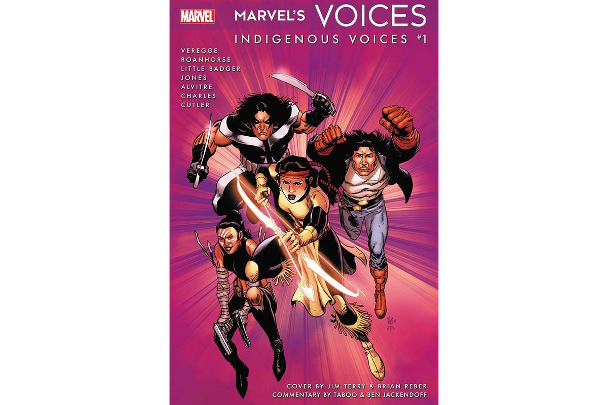 Marvel's Indigenous Voices