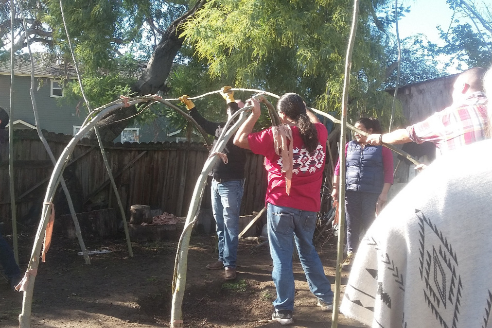 Lawsuit Over Oakland Community Sweat Lodge Leads to Pushback From Native Elders Group